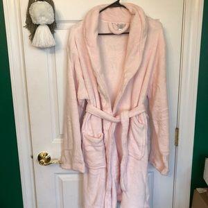 Super soft bathrobe